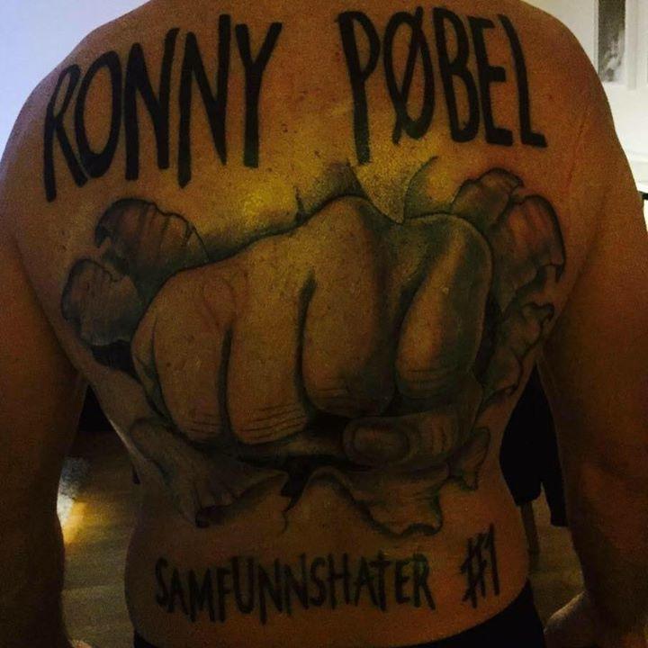 Ronny Pøbel Tour Dates