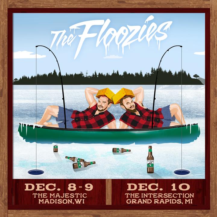 The Floozies @ Mjestic Theatre - Madison, WI