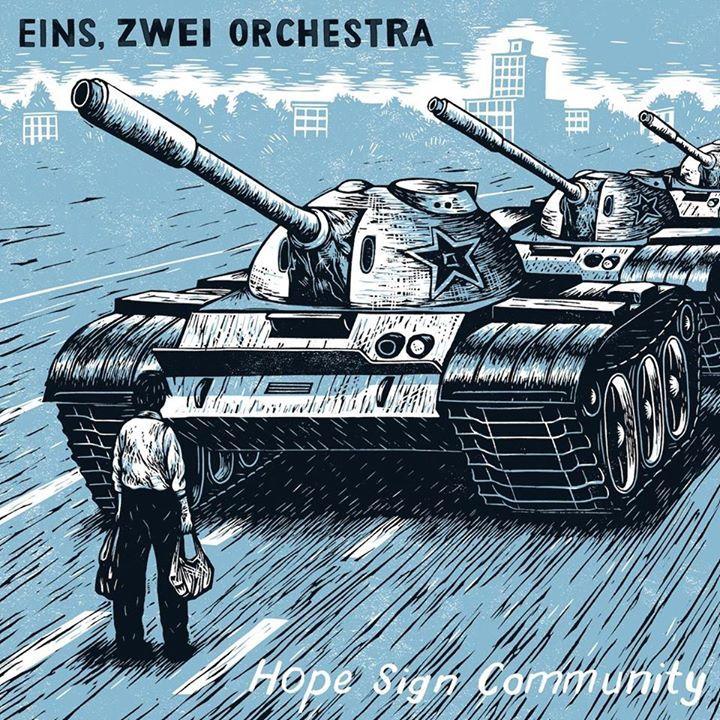 Eins, Zwei Orchestra @ Neushoorn - Leeuwarden, Netherlands