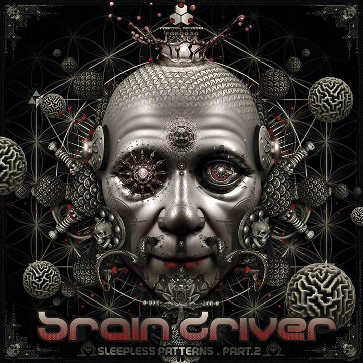 Brain Driver @ Fractal Energy NYE 2017 - Biel/Bienne, Switzerland