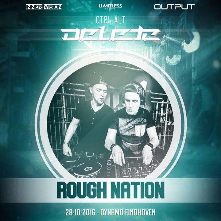 Rough Nation Tour Dates