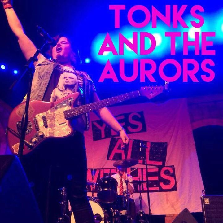 Tonks and the Aurors Tour Dates