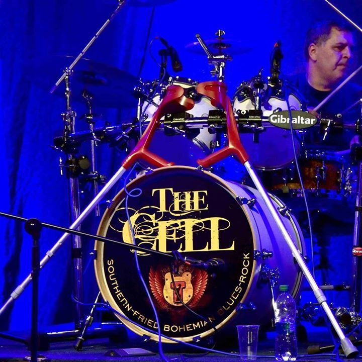 -- The CELL ---- Southern-Fried Bohemian Blues-Rock -- Tour Dates