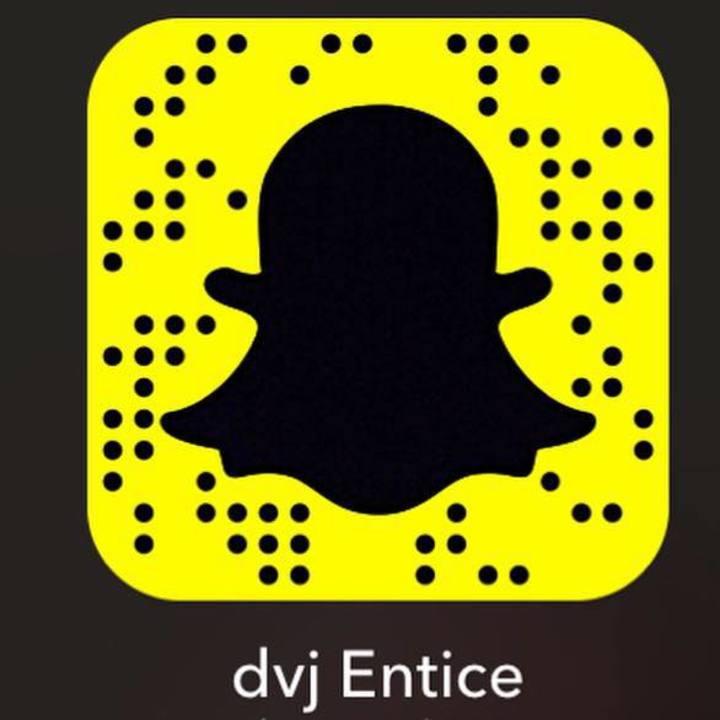DVJ Entice Tour Dates
