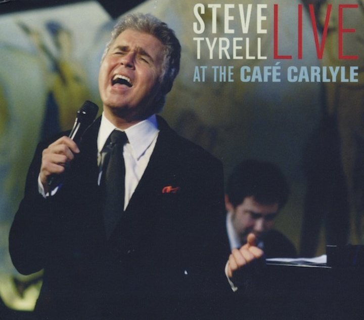 Steve Tyrell @ Cafe Carlyle - New York, NY