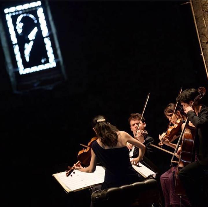 Quatuor Hermès @ LA COURSIVE - La Rochelle, France