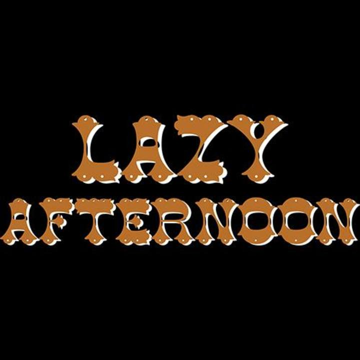 Lazy Afternoon Tour Dates