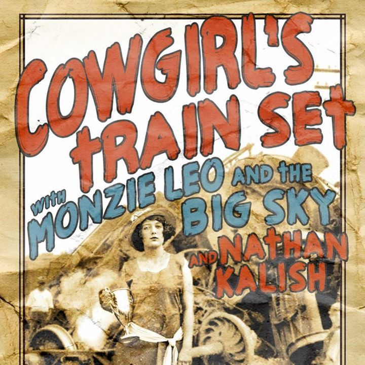 Cowgirl's Train Set Tour Dates