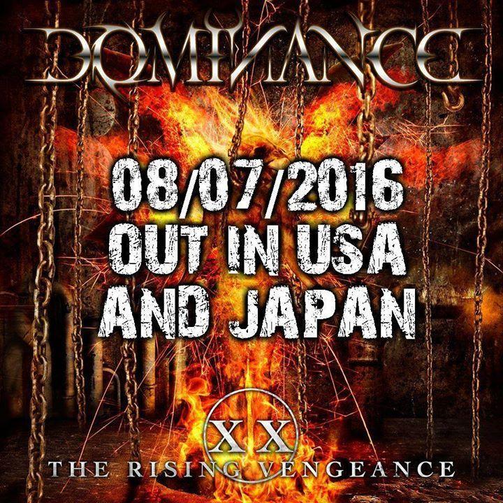 Dominance Tour Dates