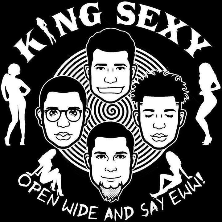 King Sexy Tour Dates