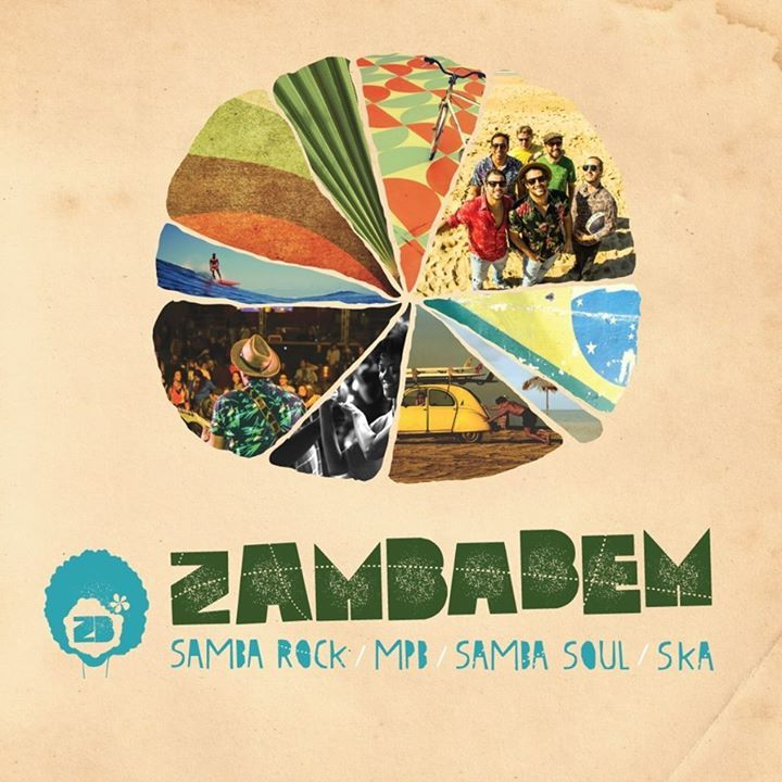 Zambabem Samba Rock Tour Dates