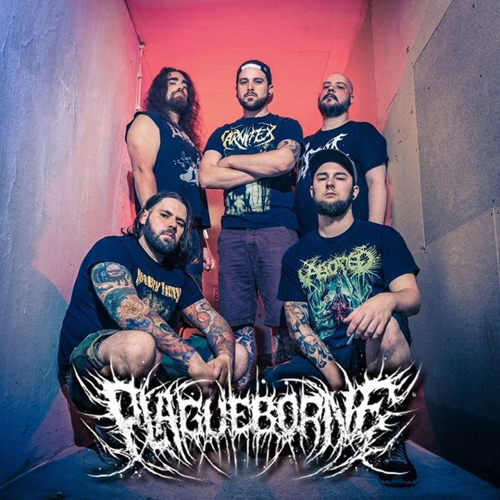 Plagueborne Tour Dates