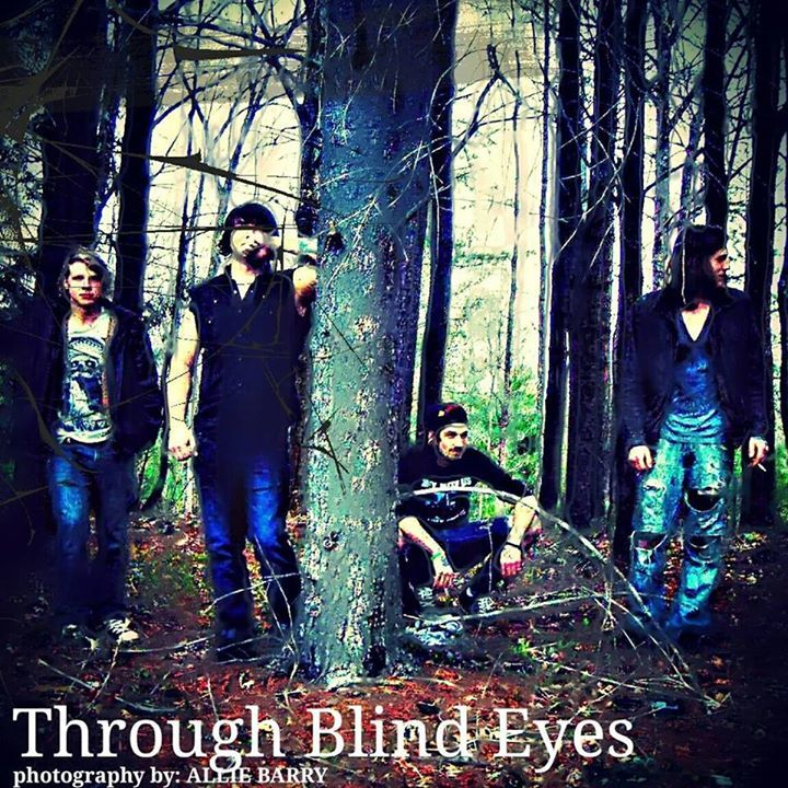 Through Blind Eyes Tour Dates