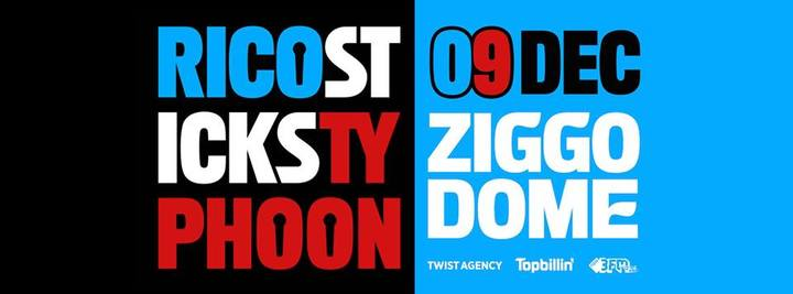 Robert Feelgood @ Ziggodome - Amsterdam-Zuidoost, Netherlands