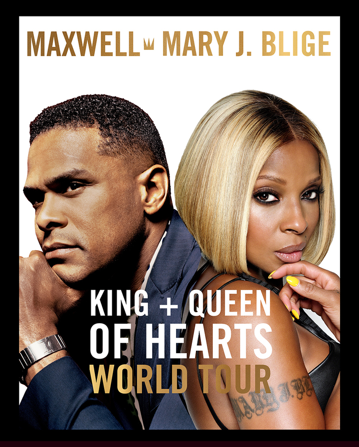 Maxwell @ Smoothie King Center - New Orleans, LA