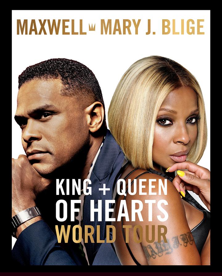 Maxwell @ American Airlines Arena - Miami, FL