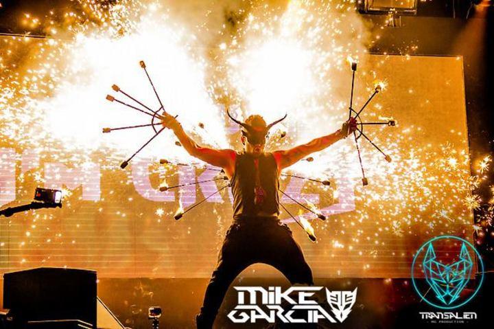 Mike GARCIA Tour Dates