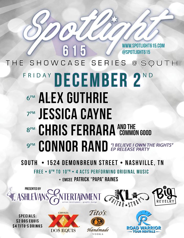 Ashlevans Entertainment @ SOUTH - Nashville, TN