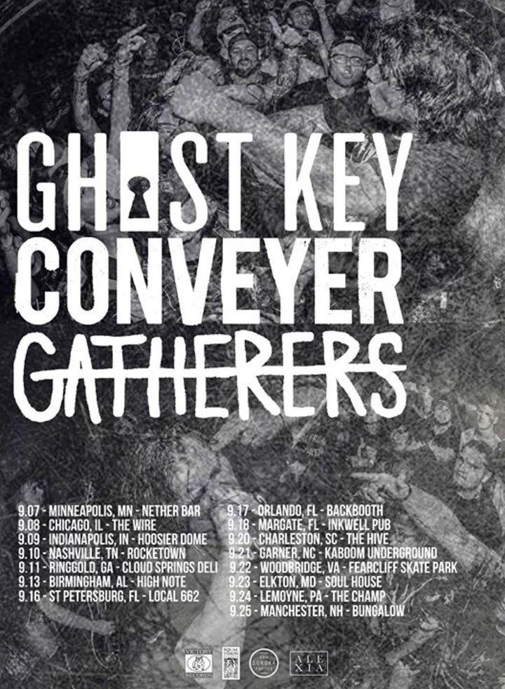 Conveyer Tour Dates