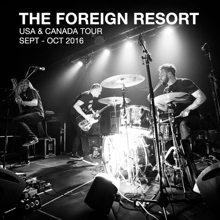 The Foreign Resort Tour Dates