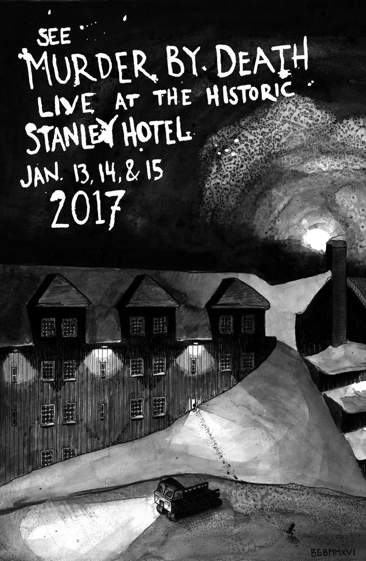 Murder by Death @ Stanley Hotel - Estes Park, CO