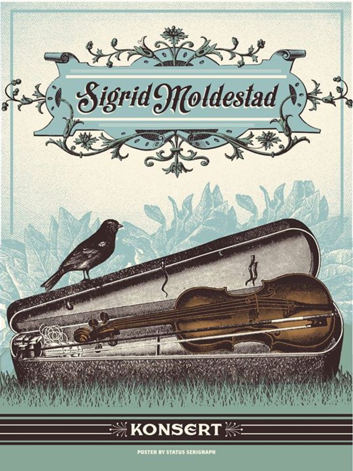 Sigrid Moldestad Tour Dates