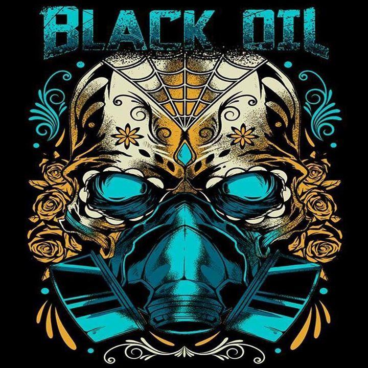 black oil Tour Dates