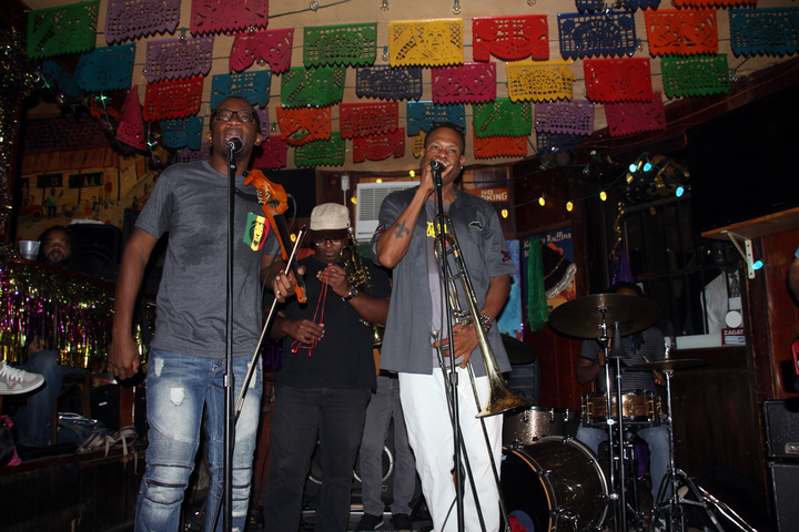 Corey Henry @ Vaughan's Lounge - New Orleans, LA