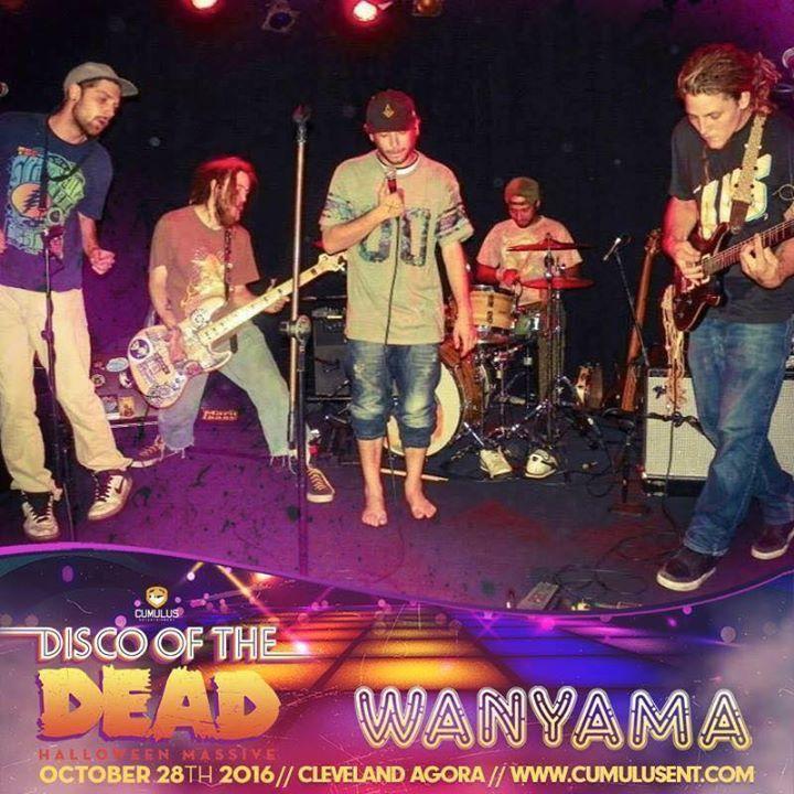 Wanyama Tour Dates