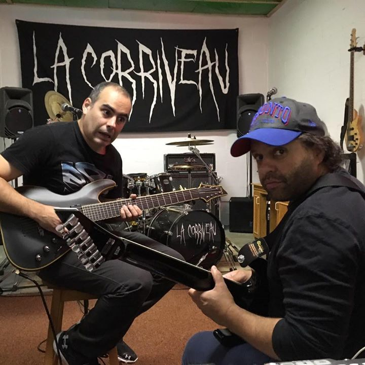 La Corriveau Tour Dates