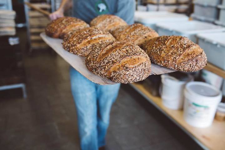 Matt Soper @ BirchTree Bread Company - Worcester, MA