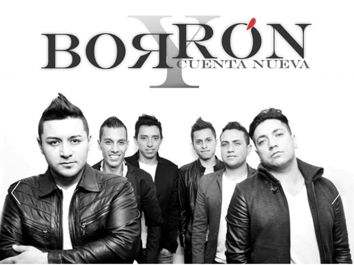 Borrón y Cuenta Nueva Tour Dates