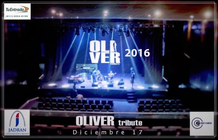 Oliver Tribute @ Teatro Caras y Caretas 2037 - Buenos Aires City, Argentina