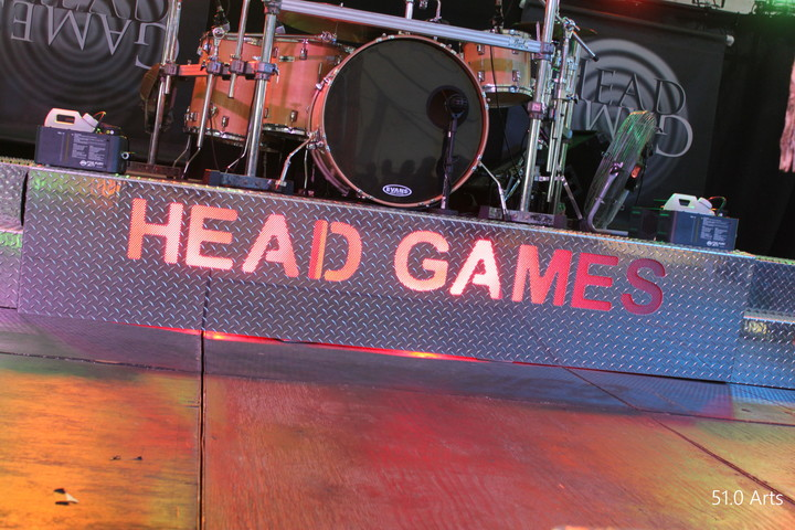 Head Games @ Red Lantern - Green Bay, WI