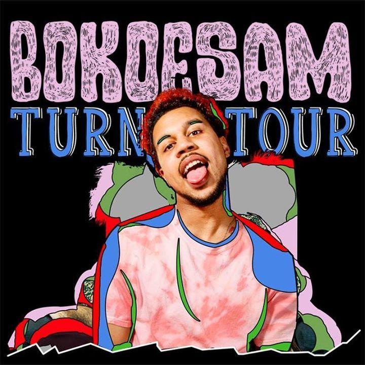 Bokoesam Tour Dates