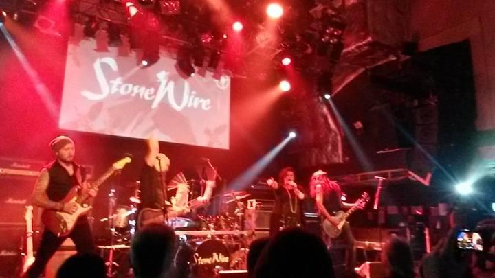 StoneWire @ The Carlisle - Hastings, United Kingdom