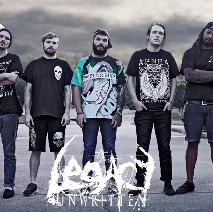 A Legacy Unwritten Tour Dates