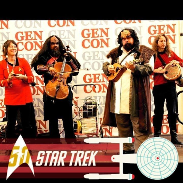 Il Troubadore Klingon Music Project Tour Dates