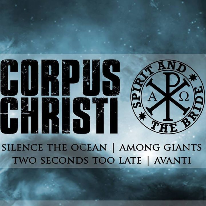 Corpus Christi (Official) Tour Dates
