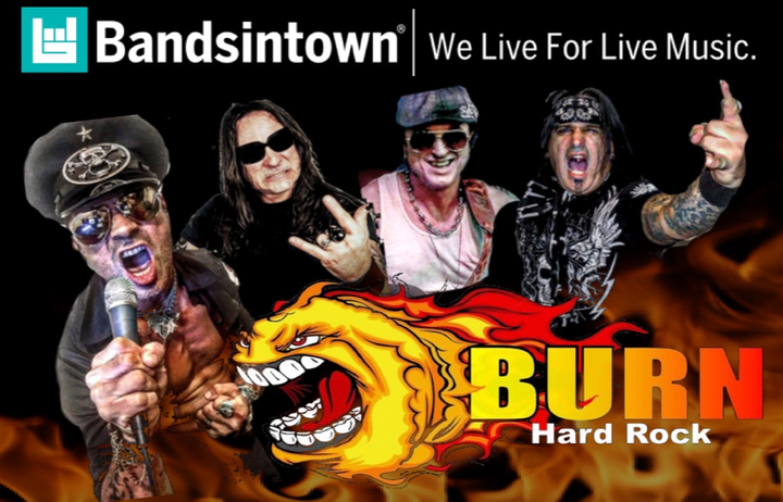 Burn Hard Rock Miami Tour Dates