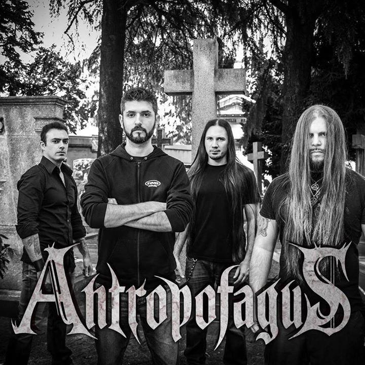 Antropofagus Tour Dates