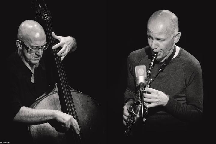 Yves Rousseau @ LA BAIGNOIRE - Continuum Jean-Marc Larché / Yves Rousseau - Enghien-Les-Bains, France