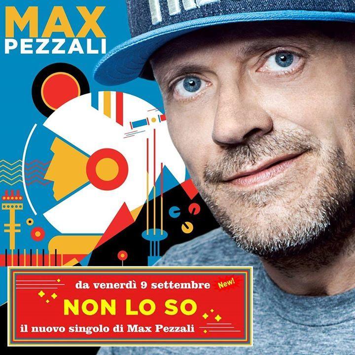 Max Pezzali Tour Dates