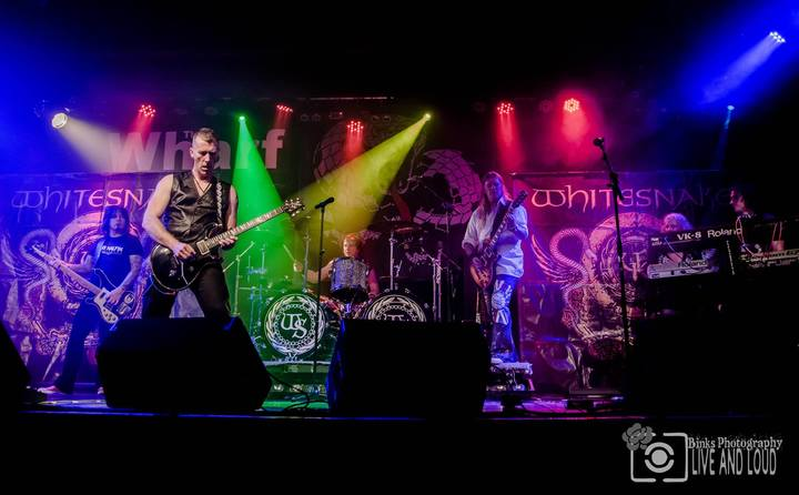 Whitesnake UK (the tribute) @ The Garage - Glasgow, United Kingdom