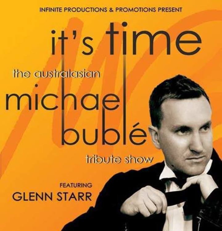 It's Time - The Australasian Michael Buble Tribute Show @ Ms Maasdam - Dunedin, New Zealand