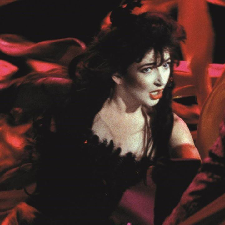 Kate Bush Convention Tour Dates