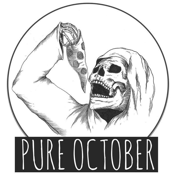Pure October Tour Dates