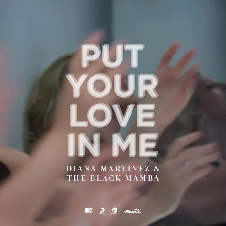 Diana Martinez & The Crib Tour Dates