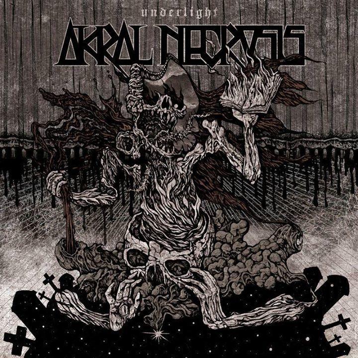 Akral Necrosis Tour Dates