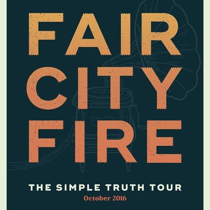 Fair City Fire @ Empire Control Room & Garage - Austin, TX